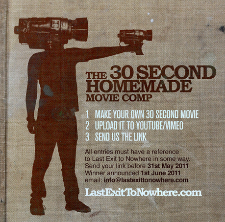 The 30 Second Homemade Movie Comp