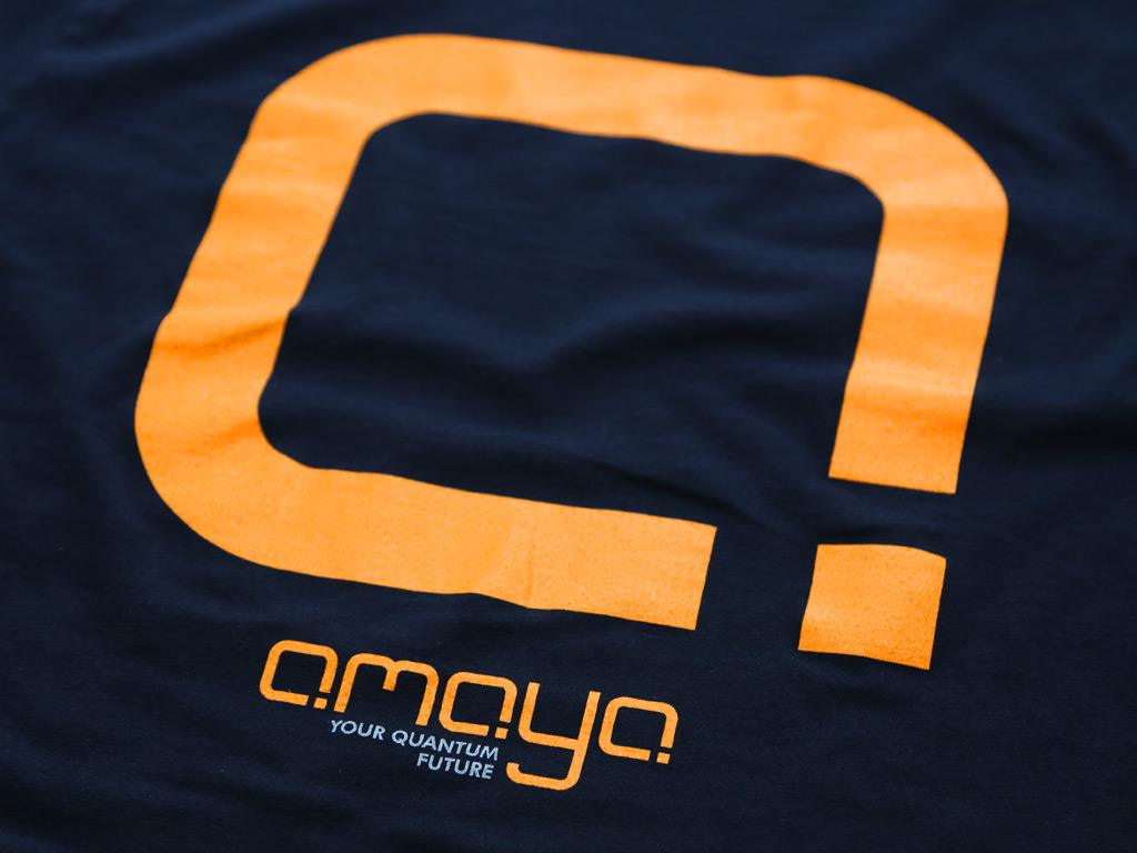Amaya - Your Quantum Future T-shirt inspired by Devs TV Mini-Series