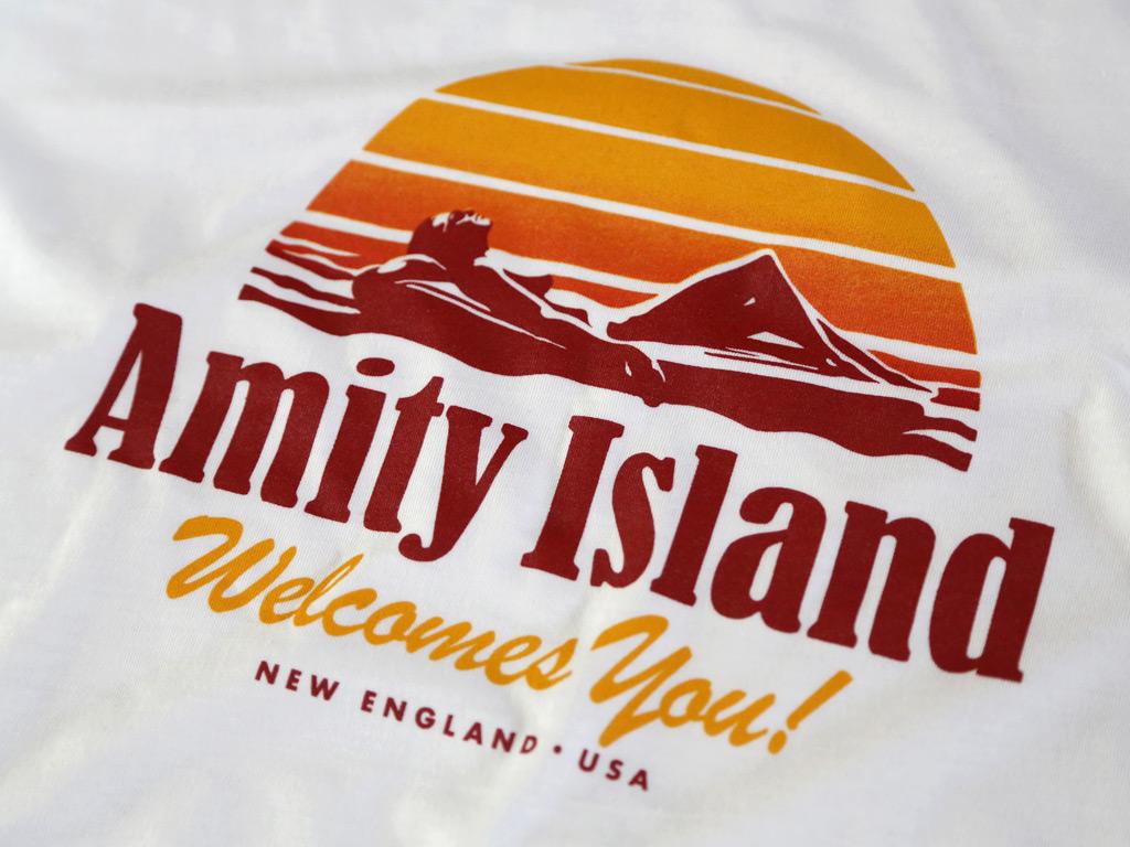 AMITY ISLAND WELCOMES YOU!