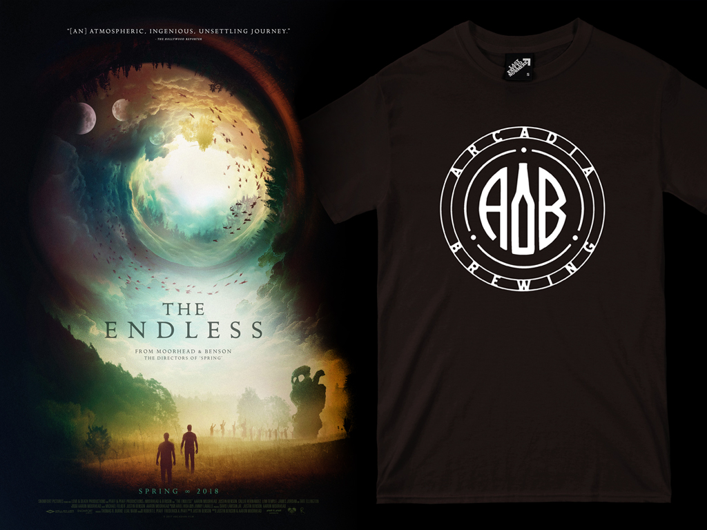 ARCADIA BREWING - THE ENDLESS INSPIRED TSHIRT