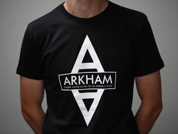Arkham Asylum T-shirt