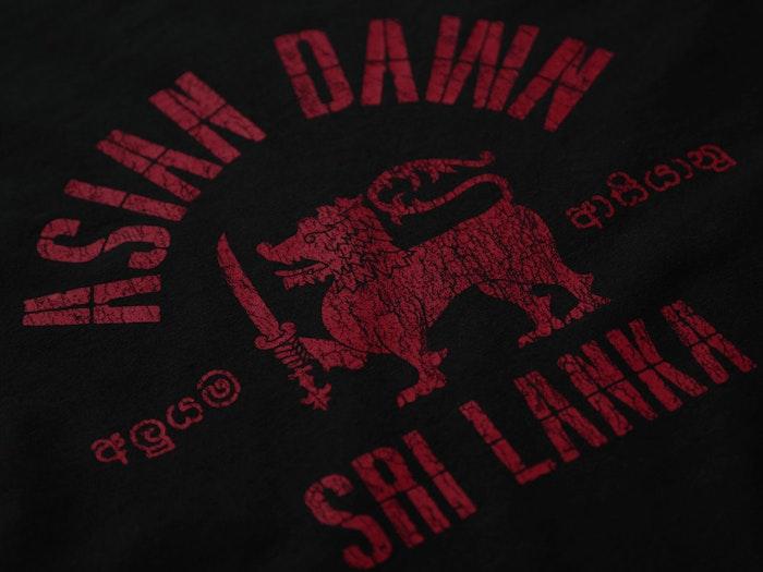 ASIAN DAWN - DIE HARD INSPIRED T-SHIRT