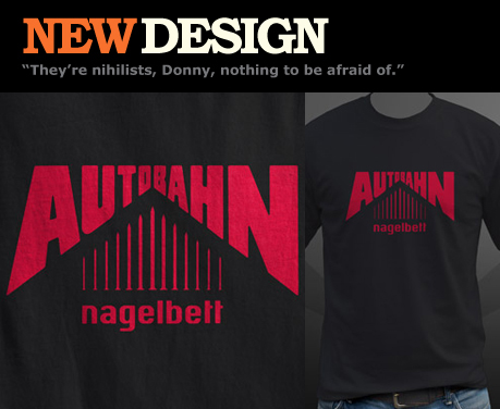 NEW Autobahn T-shirt