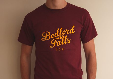 Bedford Falls T-shirt