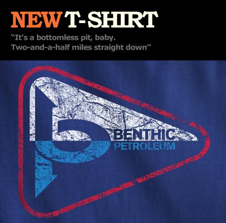Benthic Petroleum T-shirt
