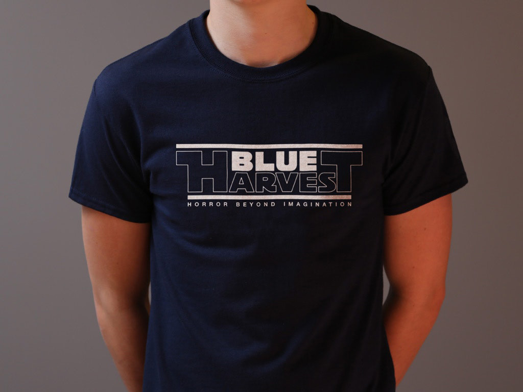 BLUE HARVEST - INSPIRED BY RETURN OF THE JEDI