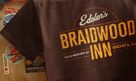 Braidwood Inn T-shirt