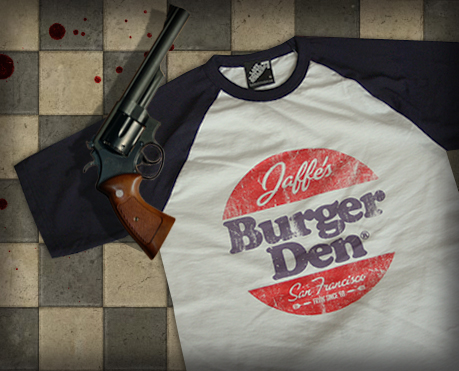 New T-shirt inspired by Dirty Harry