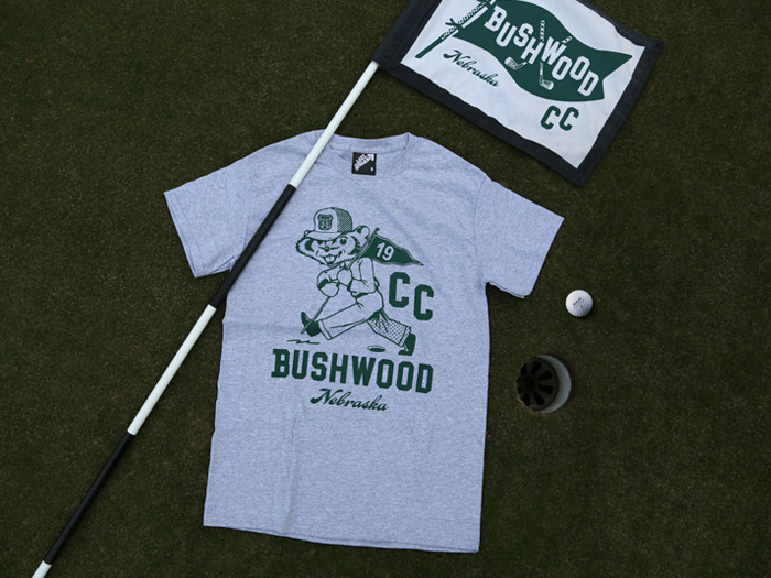 BUSHWOOD COUNTRY CLUB - CADDYSHACK INSPIRED T-SHIRT