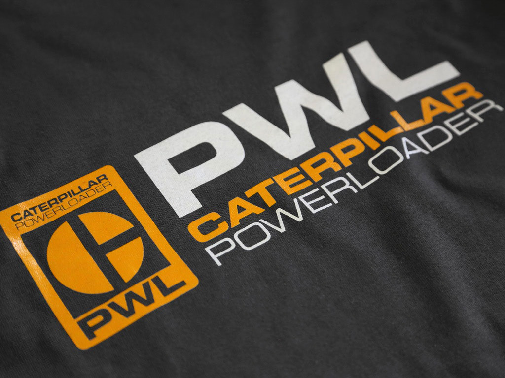 CATERPILLAR POWERLOADER - ALIENS INSPIRED T-SHIRT