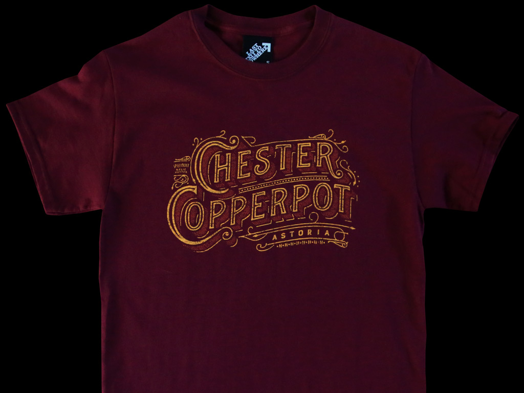 CHESTER COPPERPOT - THE GOONIES INSPIRED T-SHIRT