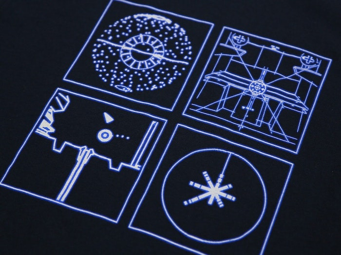 DEATH STAR PLANS - STAR WARS INSPIRED TSHIRT