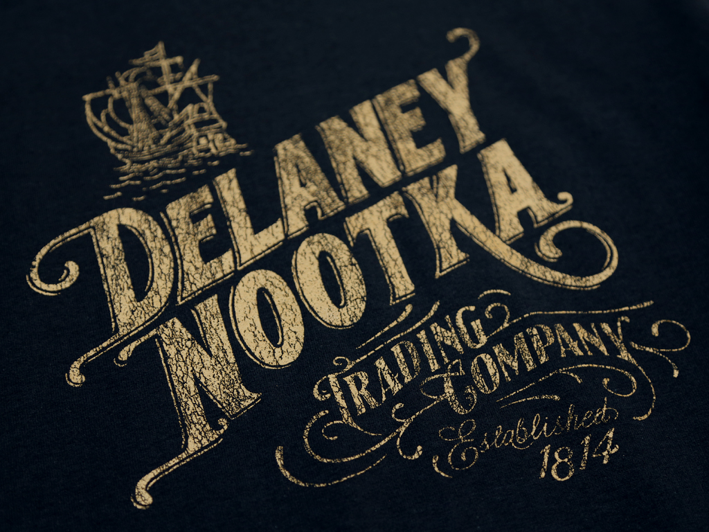 DELANEY NOOKTA TRADING COMPANY - TABOO INSPIRED T-SHIRT