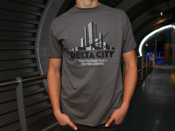 Robocop (1987) inspired T-shirt