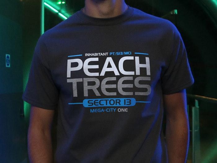Inhabitants of Peach Trees