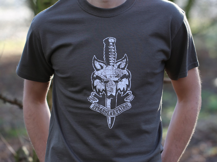 Official Dog Soldiers T-shirt