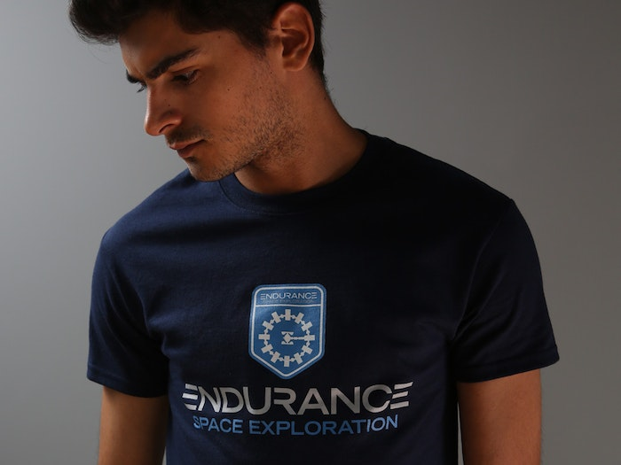ENDURANCE SPACE EXPLORATION TSHIRT INSPIRED BY INTERSTELLAR
