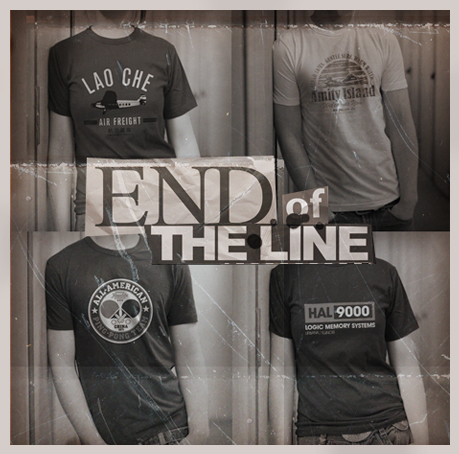 End of the Line items