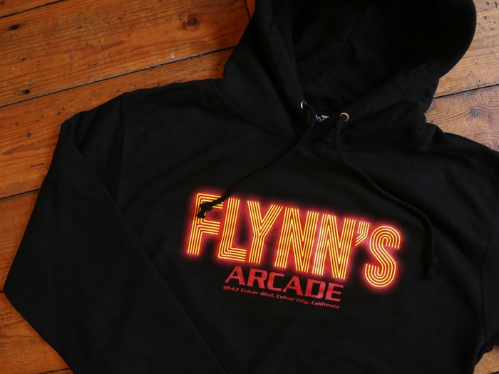 FLYNN'S ARCADE - INSPIRED BY TRON (1982)