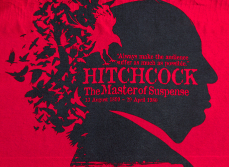 Hitchcock The Master of Suspense T-shirt