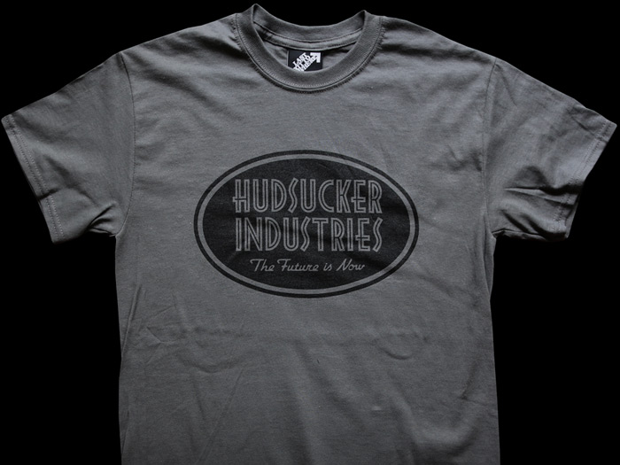 The Hudsucker Proxy inspired T-shirt