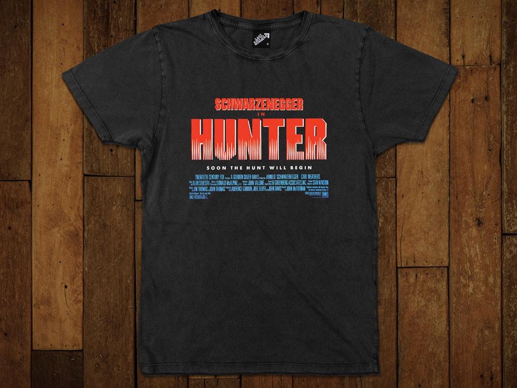 Hunter Vintage Style T-shirt