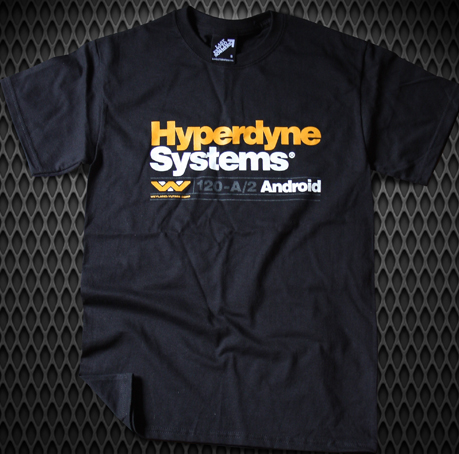 Hyperdyne Systems T-shirt