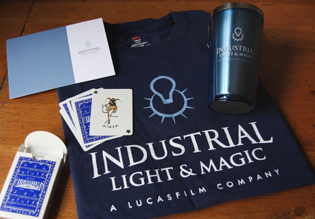 Industrial Light & Magic gifts