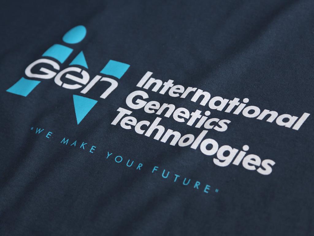 INGEN TECHNOLOGIES - JURASSIC PARK INSPIRED T-SHIRT
