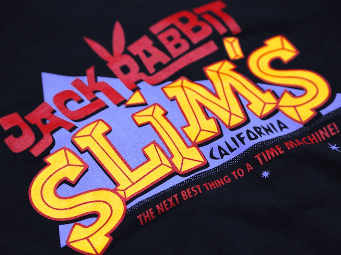 JACK RABBIT SLIM'S T-SHIRT INSPIRED BY PULP FICTION