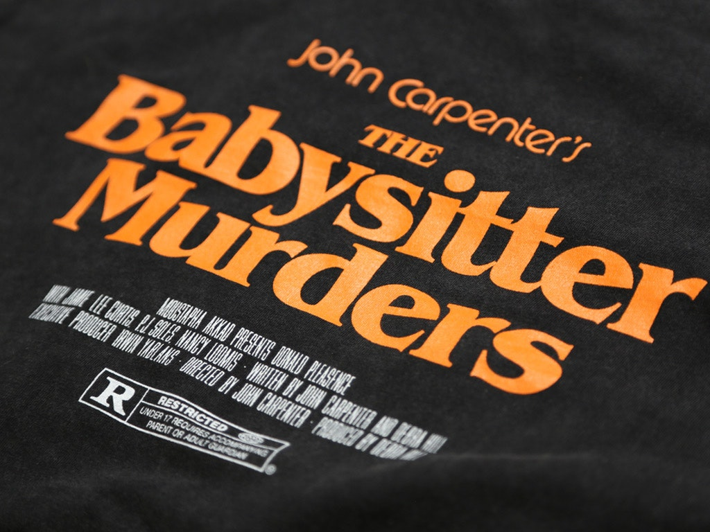 The Babysitter Murders Vintage Style T-shirt