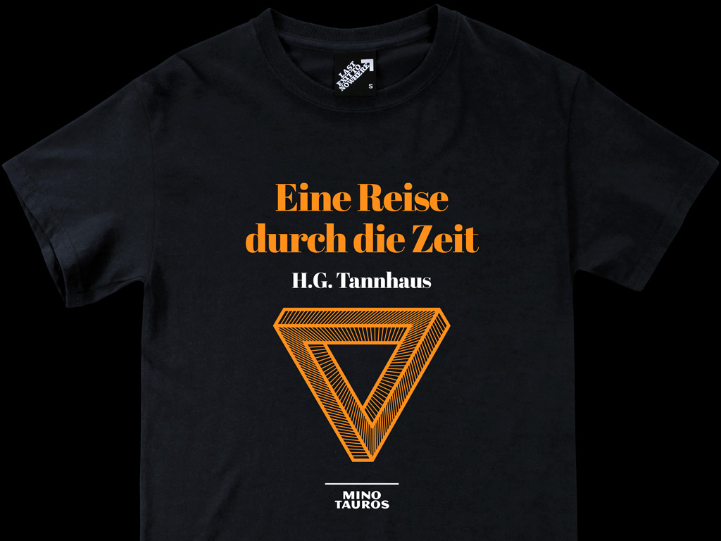 JOURNEY THROUGH TIME T-SHIRT INSPIRED BY DARK