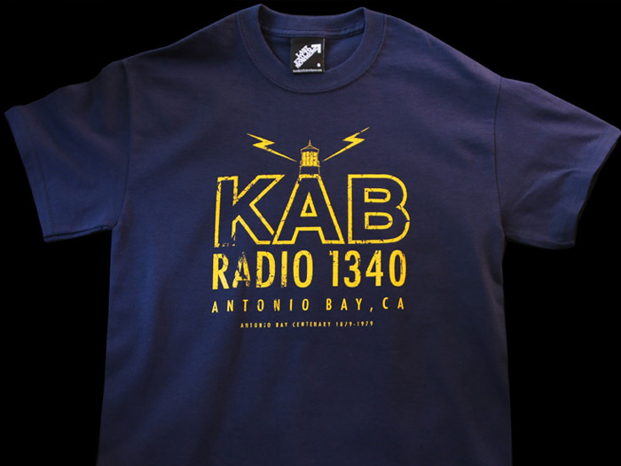 KAB RADIO 1340 T-shirt