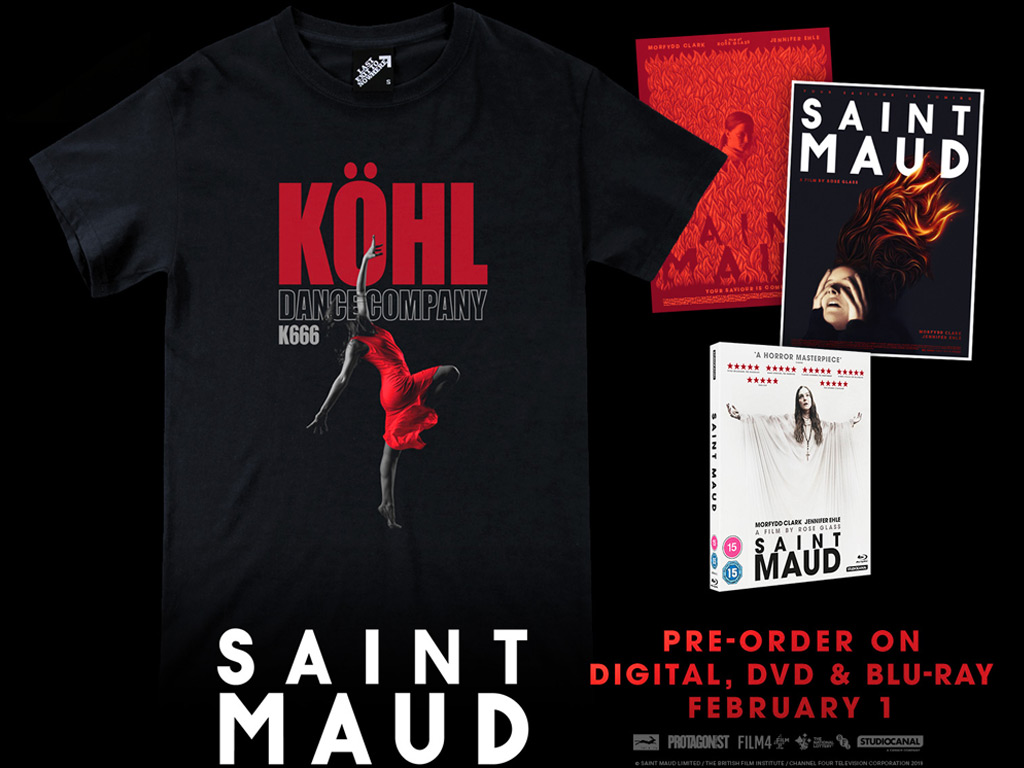SAINT MAUD 'KOHL DANCE COMPANY' T-SHIRTS