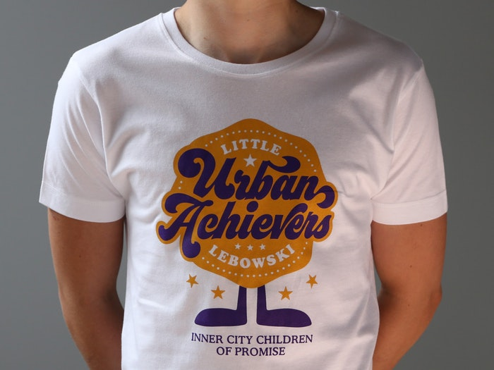 LITTLE LEBOWSKI URBAN ACHIEVERS T-SHIRT
