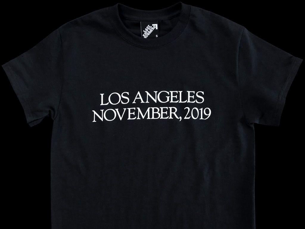 LOS ANGELES NOVEMBER 2019 - BLADE RUNNER INSPIRED T-SHIRT