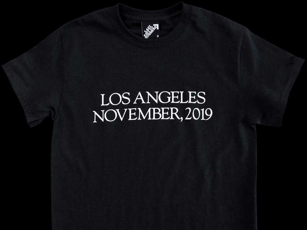 LOS ANGELES NOVEMBER 2019 - BLADE RUNNER INSPIRED T-SHIRT