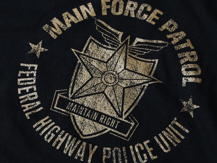 MAIN FORCE PATROL
