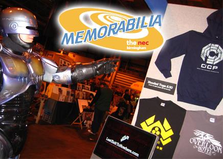 Memorabilia November 2008