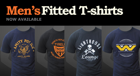 Men's fitted T-shirts