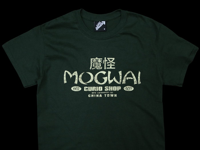 MOGWAI CURIO SHOP - INSPIRED BY GREMLINS