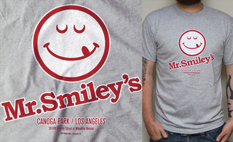 Mr. Smiley's T-shirt