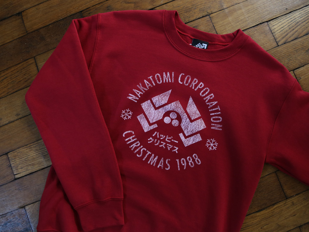 WELCOME TO THE PARTY, PAL! - DIE HARD INSPIRED SWEATSHIRT