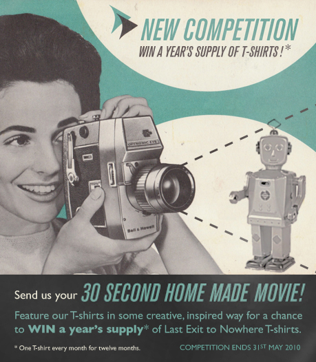 Home Made Movie Competition