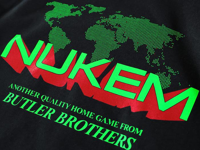 NUKEM - ROBOCOP INSPIRED T-SHIRT