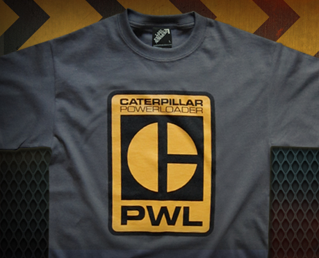 Caterpillar Powerloader T-shirt