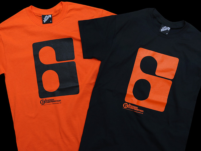 Rollerball inspired T-shirts