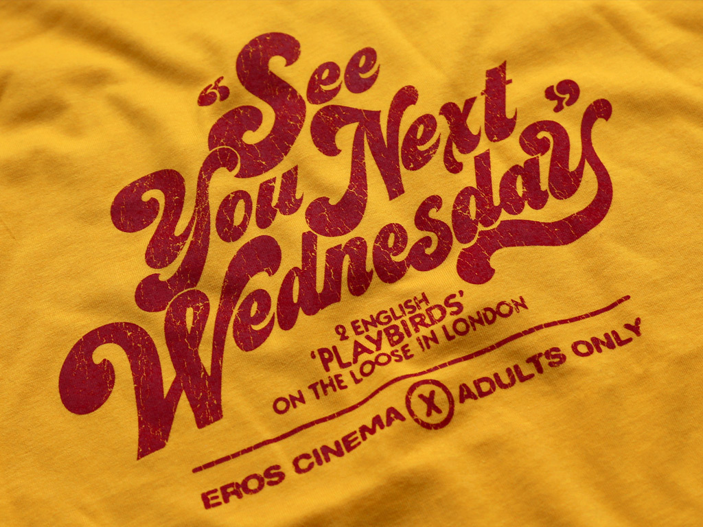 See You Next Wednesday T-shirt