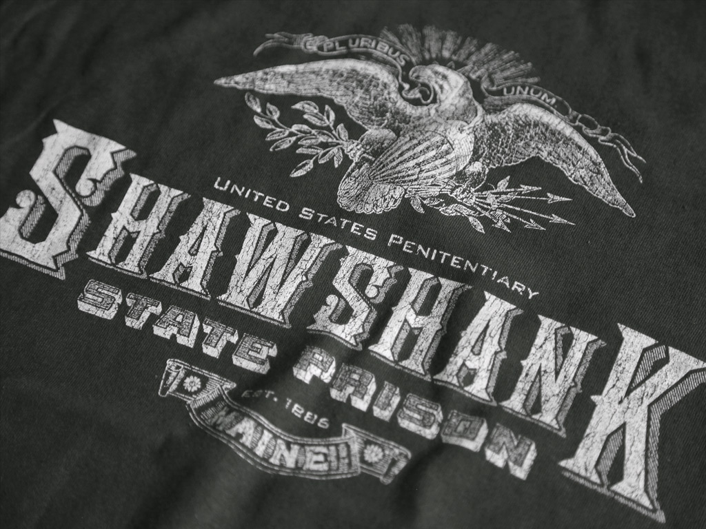 The Shawshank Redemption inspired T-shirt
