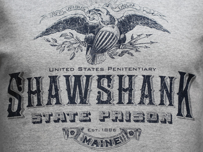 THE SHAWSHANK REDEMPTION INSPIRED T-SHIRT